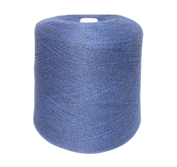 Wool and Acrylic Blended Yarn