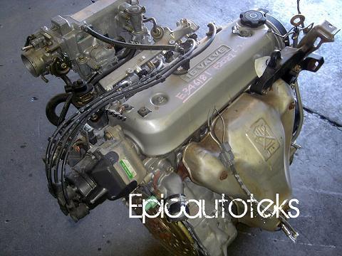 MOTORES USADOS / USED ENGINES - Importados de Japon