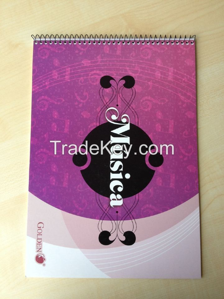 Spiral Notebook(SP)