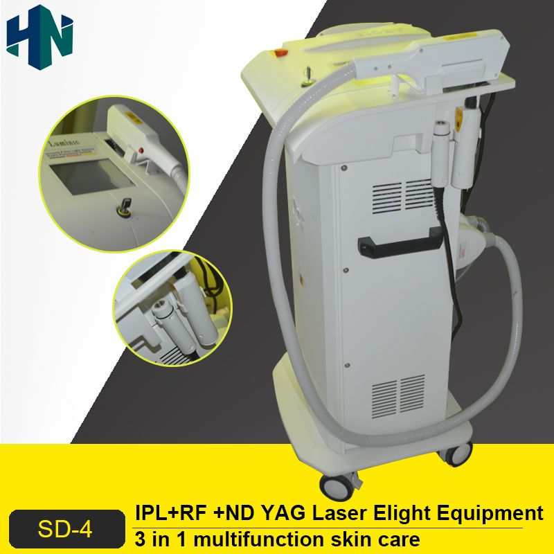 SHR ELight OPT IPL hair removal Hair Removal, Blood Vessels Removal, Pore RemoverTL 105