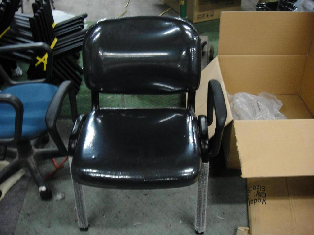 DELUXE OFFICE CHAIR WITH ARM