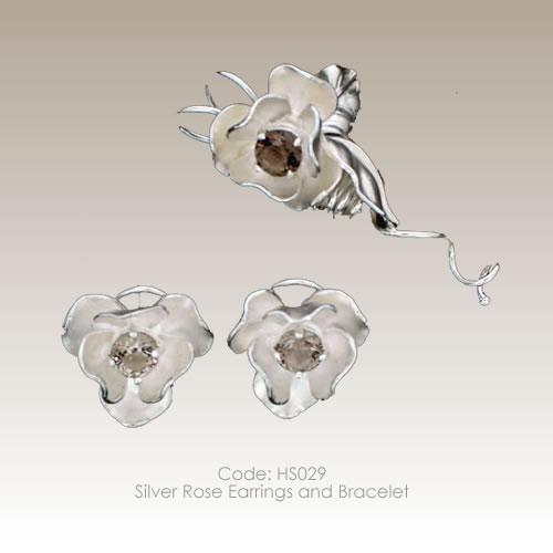 Artisan Silver Jewelry