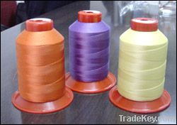 Bonded Nylon66 thread