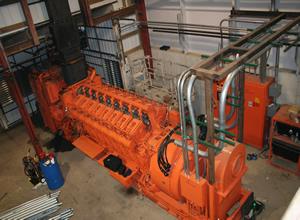 300KW to 10MW Custom Designed Power Plant