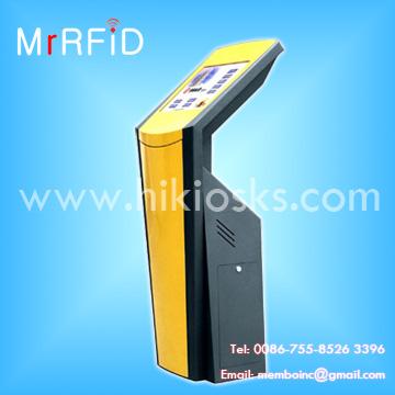 Bank Queue System, Queuing Kiosks