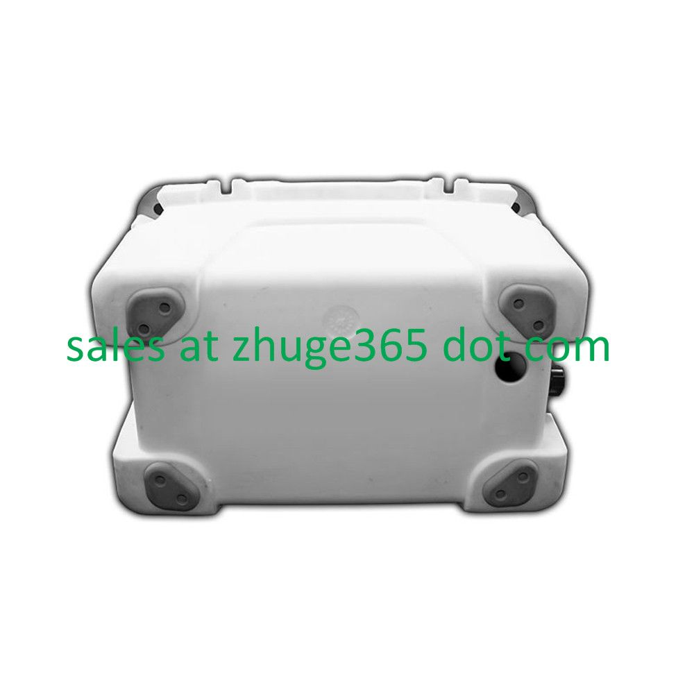 Premium Rotomolded White 50Liter Coolers for Fishing Camping
