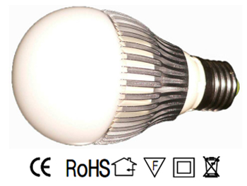 Light Emitting Diode (LED) energy saver bulbs