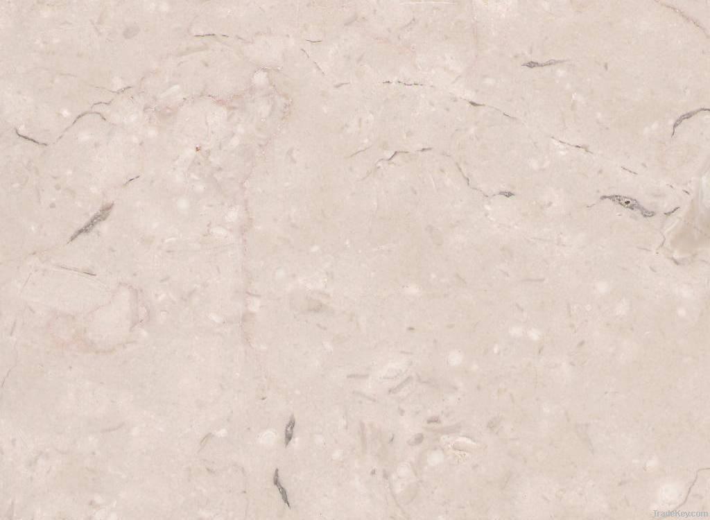 Grey Egyptian Galalah Classic marble tiles and slabs