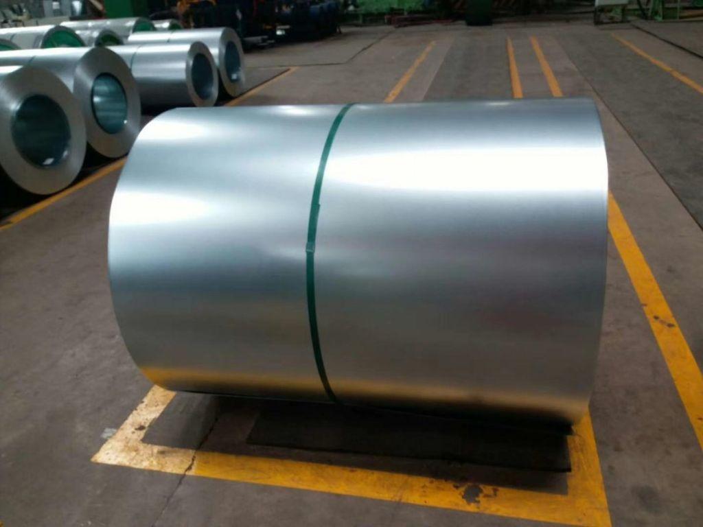 zero spangle galvanized steel coils