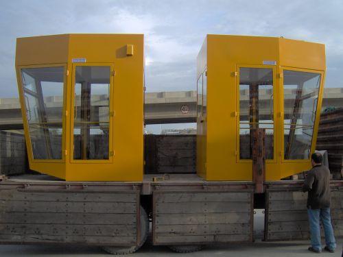 crane cabin