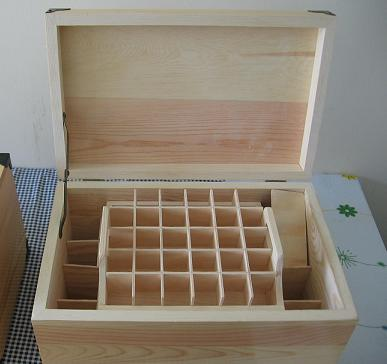Wooden Essential Oil Boxes