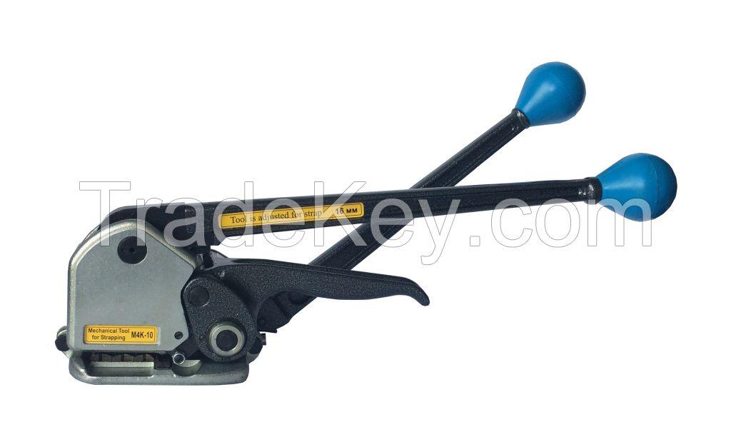 "Regular Duty Combination Sealless Steel Strapping Tool M4K-10 (MK4-10) 1/2"" (13mm)"