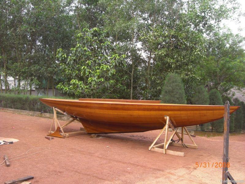 Sailing Boat Glama