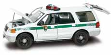 Gearbox Police Vehicle Diecast Collectibles