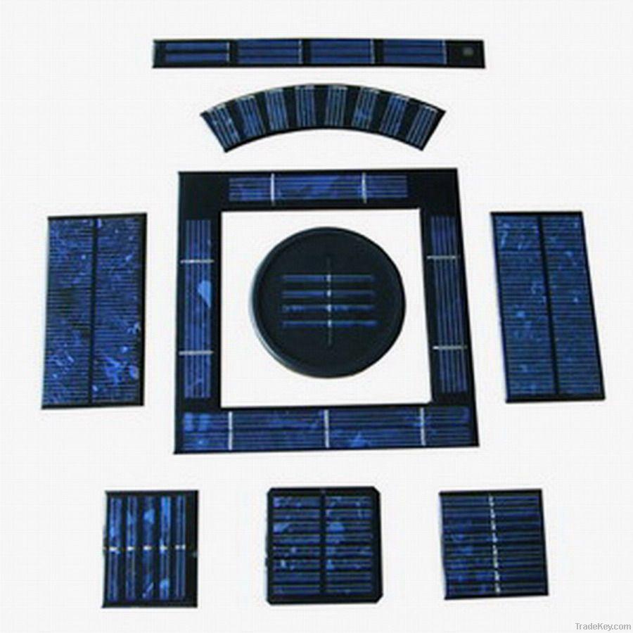 high efficiency epoxy resin small solar panel
