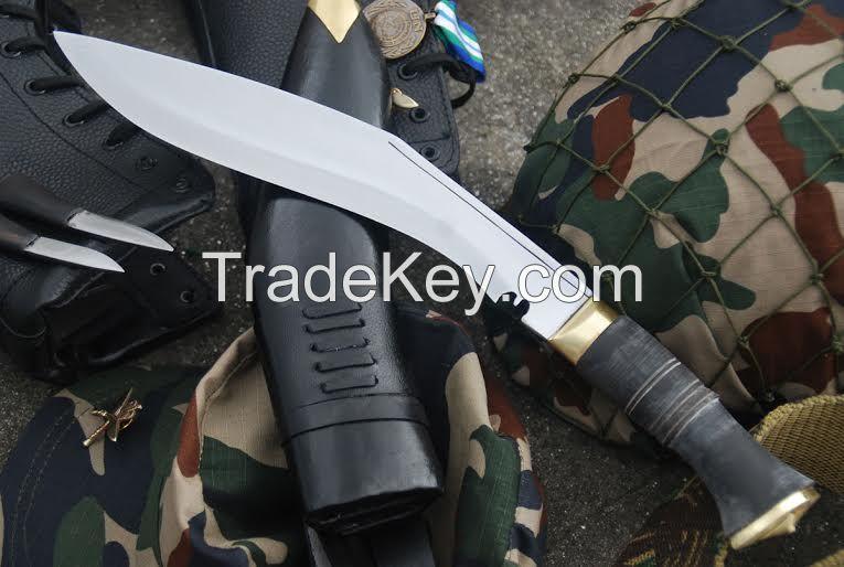 Kukri Supplier - Khukuri Wholesale Nepal - Gurkha Jungle Knife