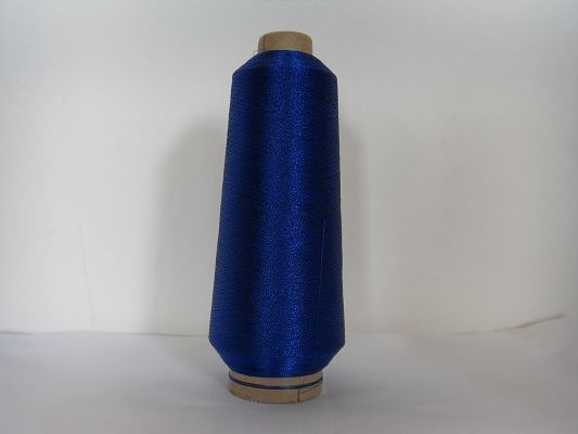 metallic yarn
