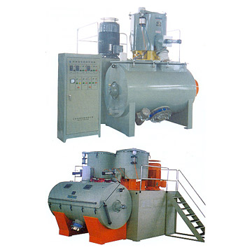 Mixing Unit(vertical or Horizontal),High Speed Mixer