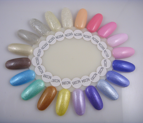 Fashion LED UV Soak-off Nail Gel
