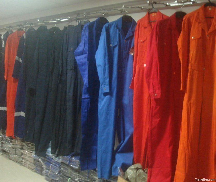 Bank uniforms