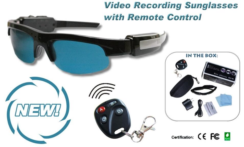 MP DVR Sunglasses