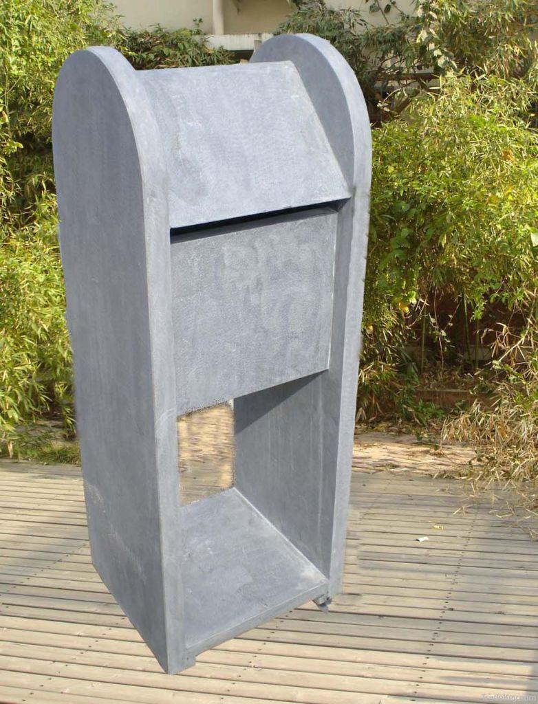 limestone post box