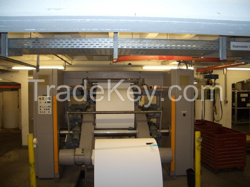 MAN ROLAND Man Polyman Offset Printing Machine