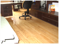Sell  horizontal bamboo floor