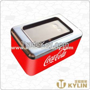 horizontal napkin dispenser