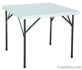 Eco-friendly outdoor folding table and chair