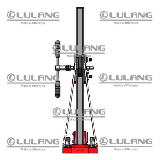 DL-228 diamond core drill stand