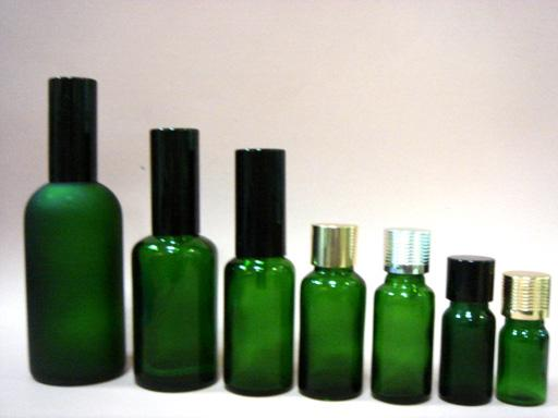 Glass Bottles(Green)