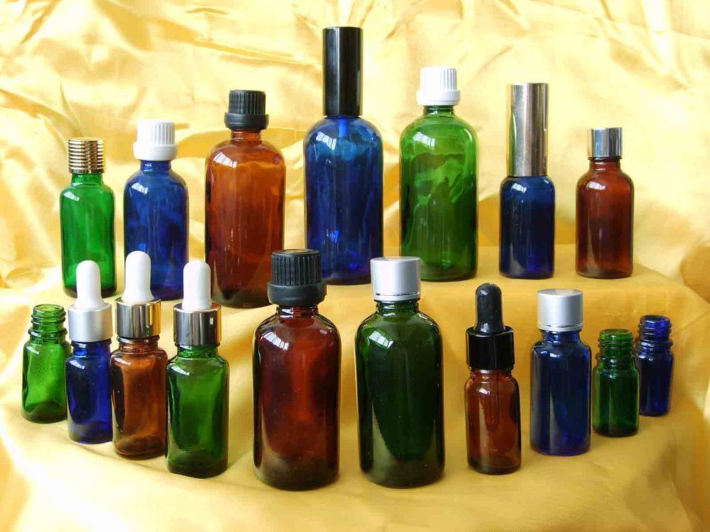 Glass Bottles(Green)