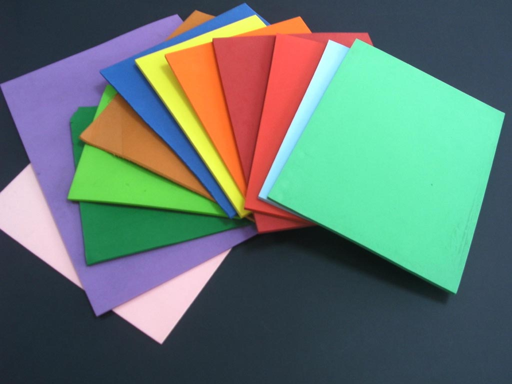 Color Eva Sheet