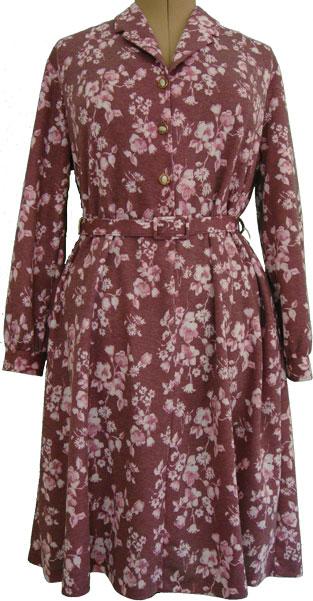 Long Sleeve Short Fitting Dress