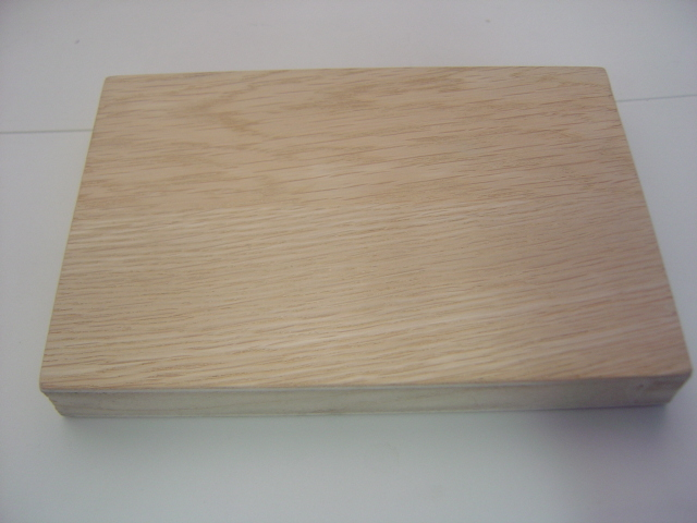 White Oak Veneer Blockboard