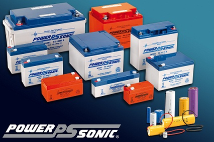 Power-Sonic Batteries