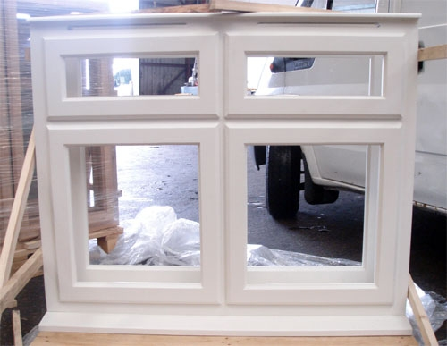 Wooden Timber Stormproof Softwood Windows