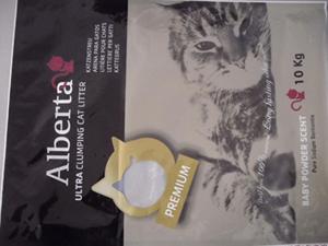 cat litter 1