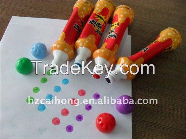 Washable bingo markers, dot Markers, bingo daubers