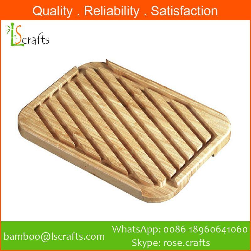 Bamboo Bread Cutting Board/Bread Chopping Board