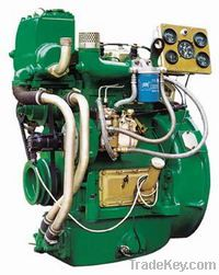 Diesel Engine and Generator