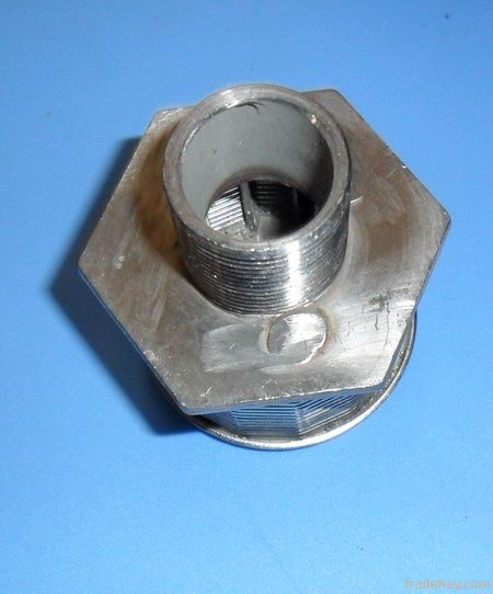 Welded wedge wire  stainless steel 316 screen nozzles