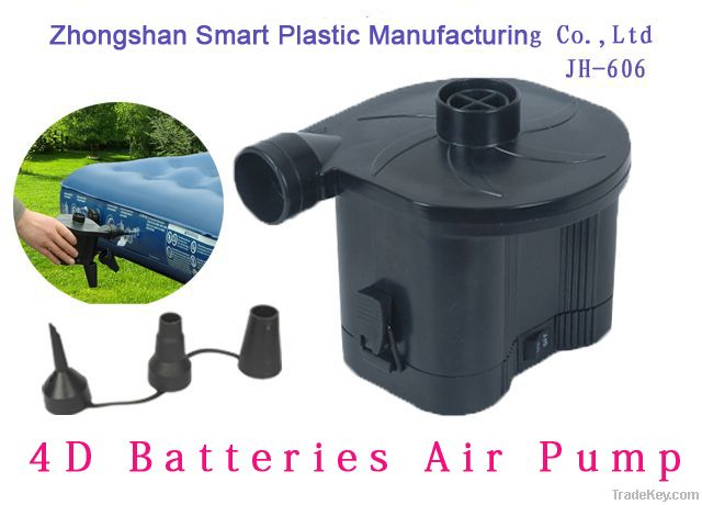 4D Battery Electric Air Pump