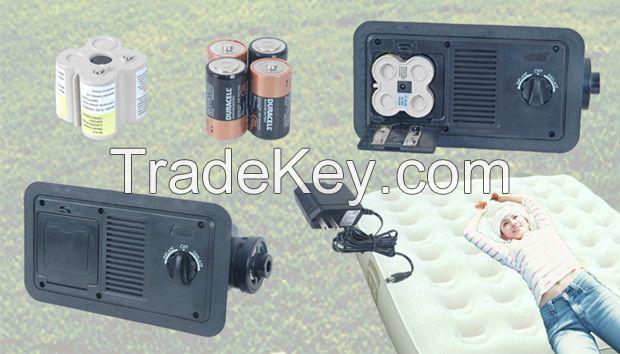 Built-in Battery Air Pump