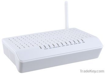 wired adsl modem