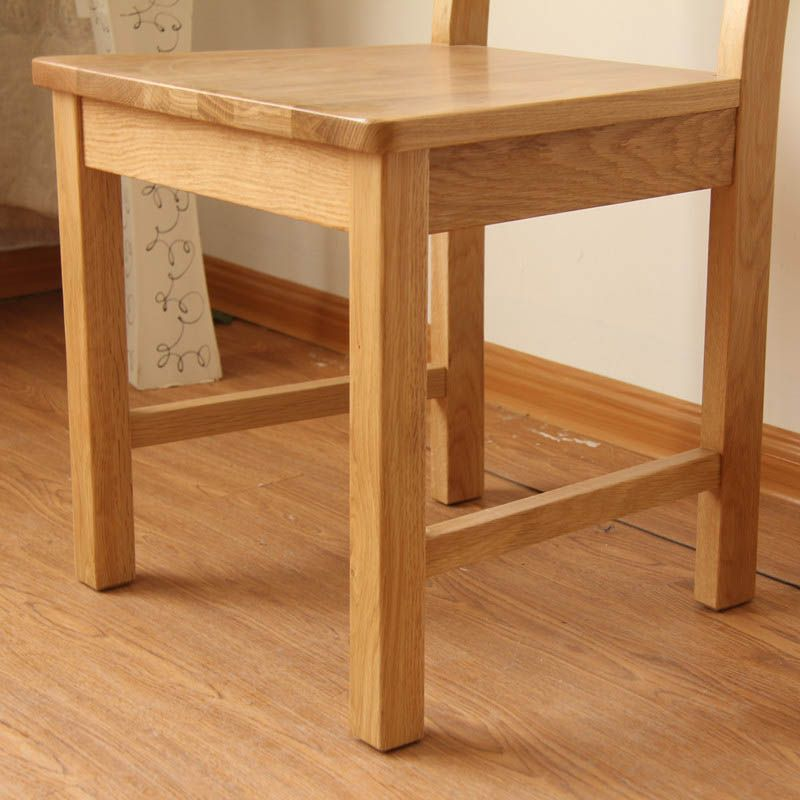 Solid Oak Dining Chairs (Oak Dining Room Furniture)