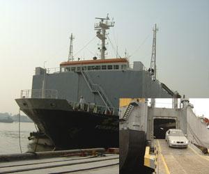 Break bulk Vessel from Lougkou, shanghai, Tianjin to Africa