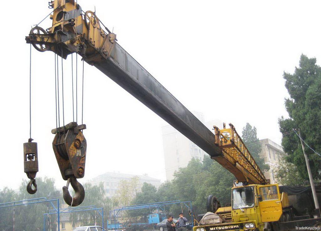Used Tadano Hydraulic Crane 25 Ton