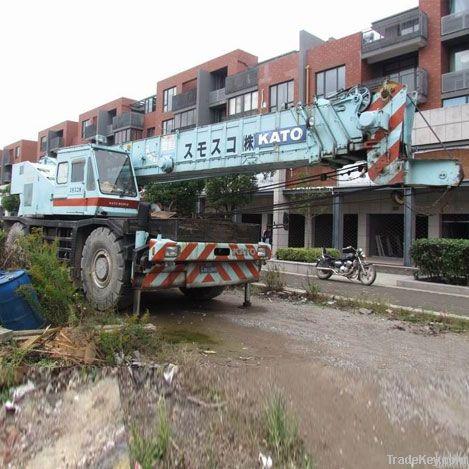 Kato Rough Terrain Crane 45Ton